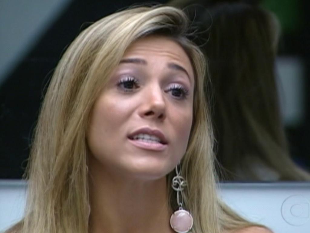 Fabiana conta para Bial que se arrepende de ter duvidado da amizade de Kelly (27/3/12)