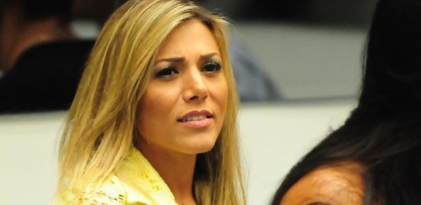 Fabiana conseguiu nesta segunda-feira (26) sua terceira liderança consecutiva