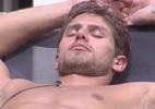 """Veja fotos dos brothers dormindo na casa do """"BBB12"""" - Reprodução/TV Globo"""
