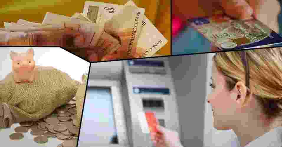 Montagem bancos não contam - Arte/UOL