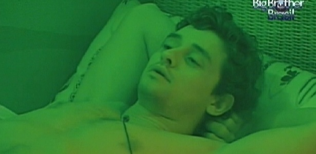 """Fael lembra que esta é a última noite dele no """"BBB12"""" (29/3/12)"""