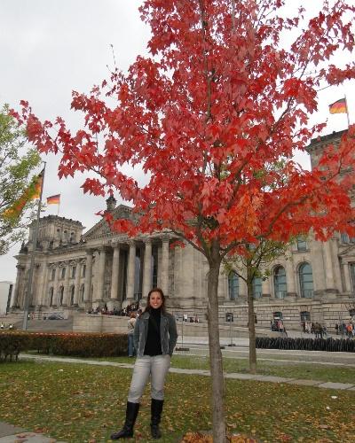 Viajaram para Alemanha