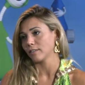 """Fabiana fala sobre sua amizade com Kelly em bate-papo realizado para o site oficial do """"BBB12"""" (30/3/12)"""