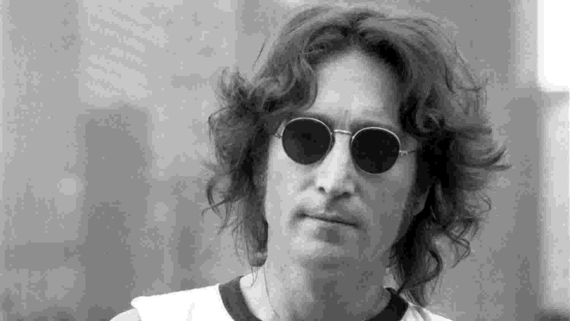 """Foto de John Lennon integra a exposição """"Let's Rock"""", que acontece na Oca, em São Paulo de 4 de abril a 27 de maio - Bob Gruen/Divulgação"""