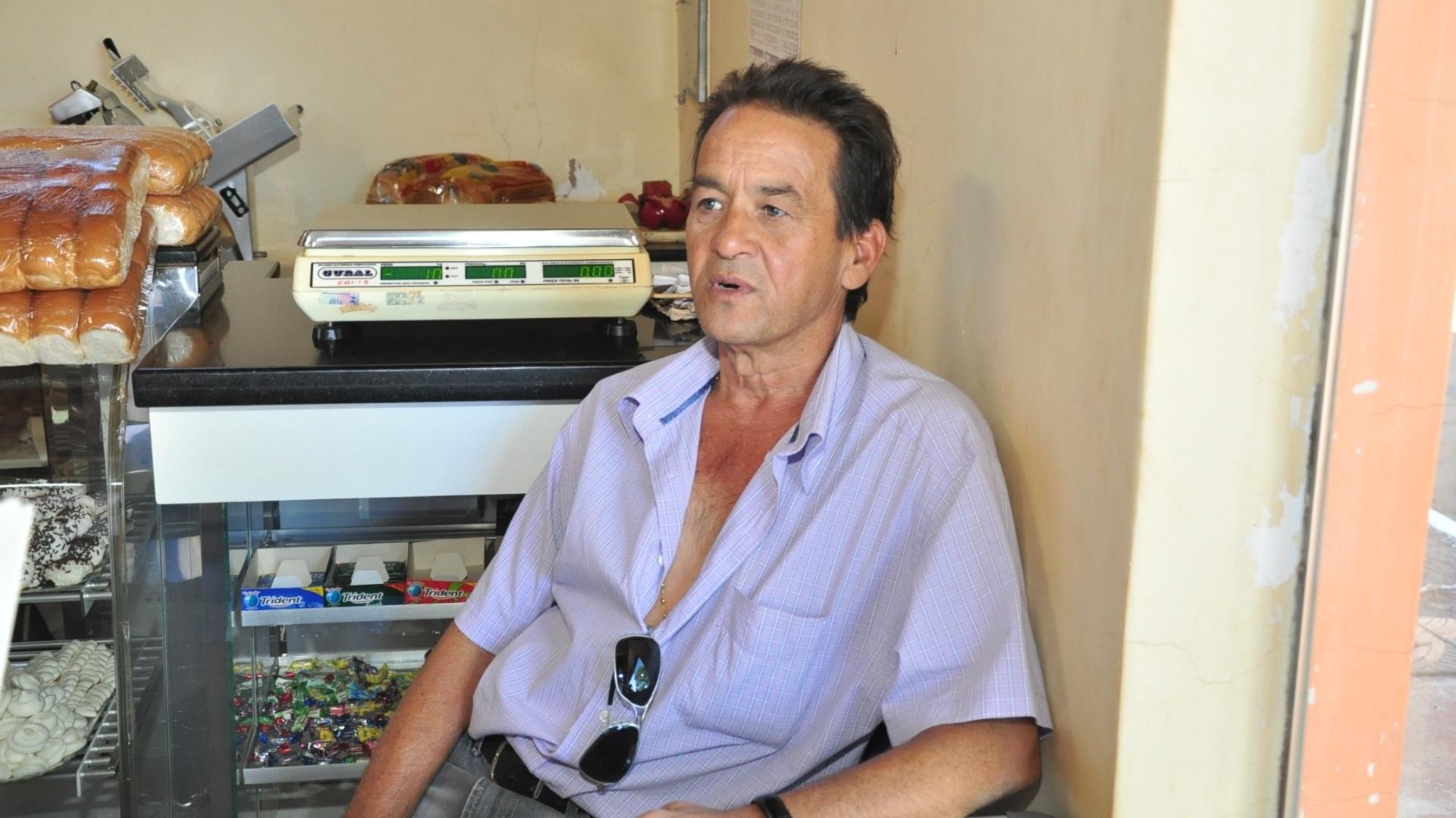 César Cordeiro, tio do campeão do