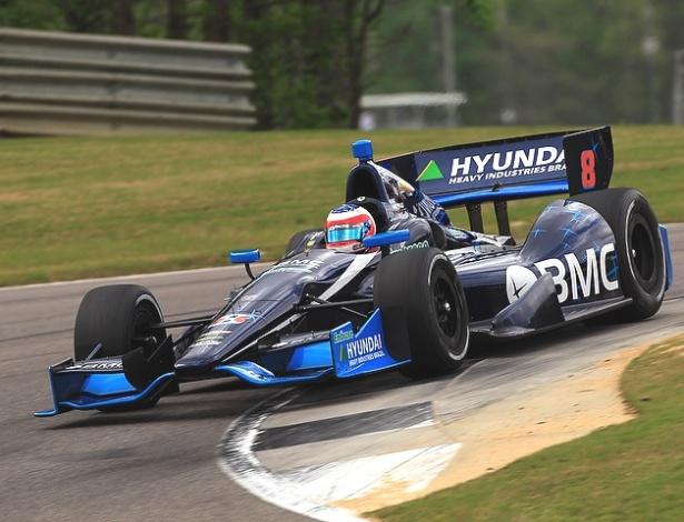 Rubens Barrichello participa de GP do Alabama