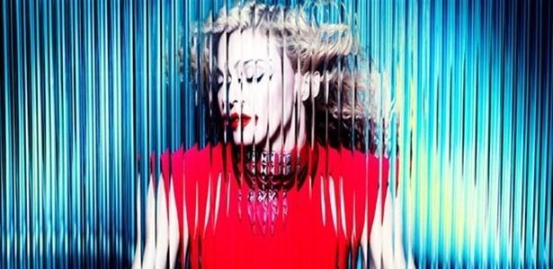 """Capa de """"MDNA"""", novo disco da Madonna - Divulgação"""