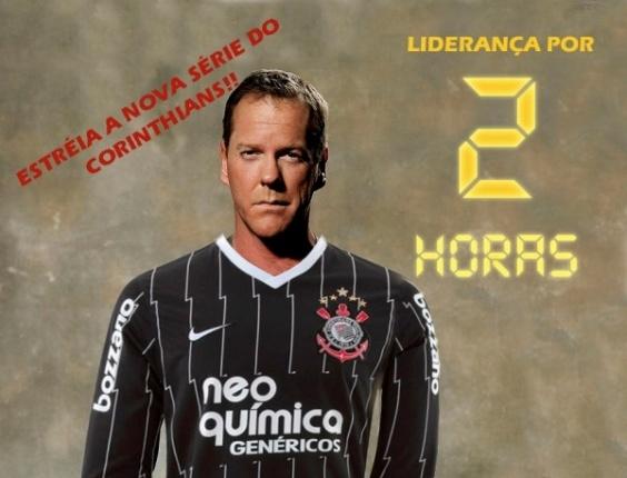 Conreta FC: Corinthians estreia série