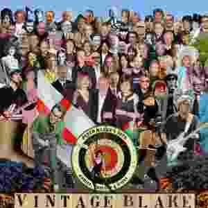 Imagens de Peter Blake, cortesia do Vintage Festival