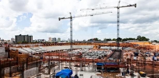 Sobem os custos e as irregularidades: só na Arena Amazônia, TCU denuncia superfaturamento de R$ 86 mi
