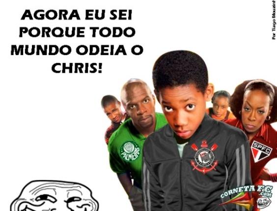 Corneta FC: Todo mundo odeia o Chris