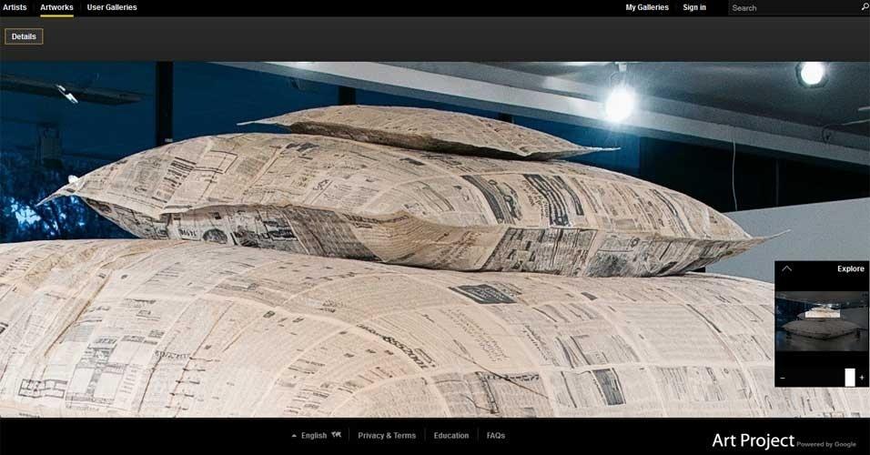 Google Art View MAM