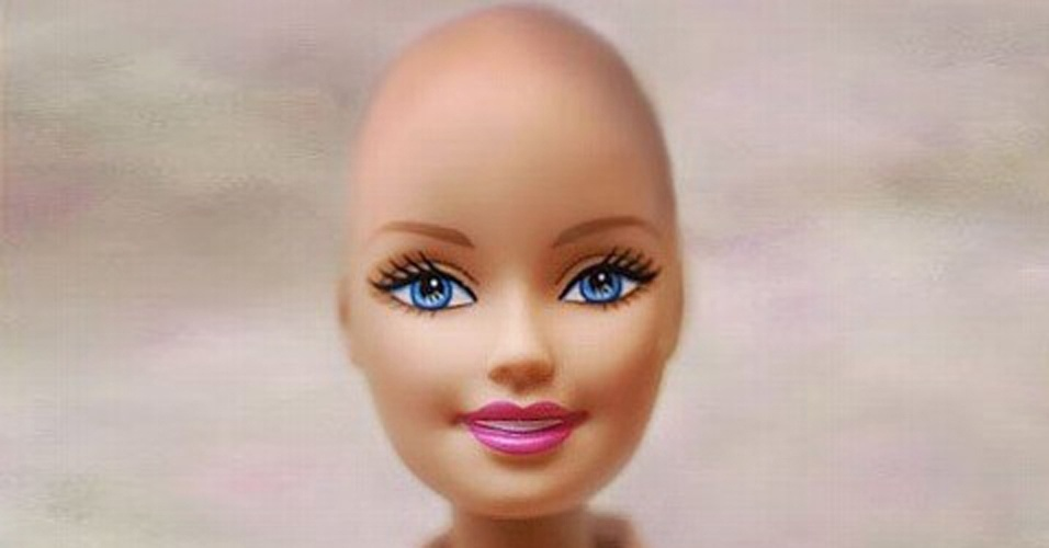 Barbie careca