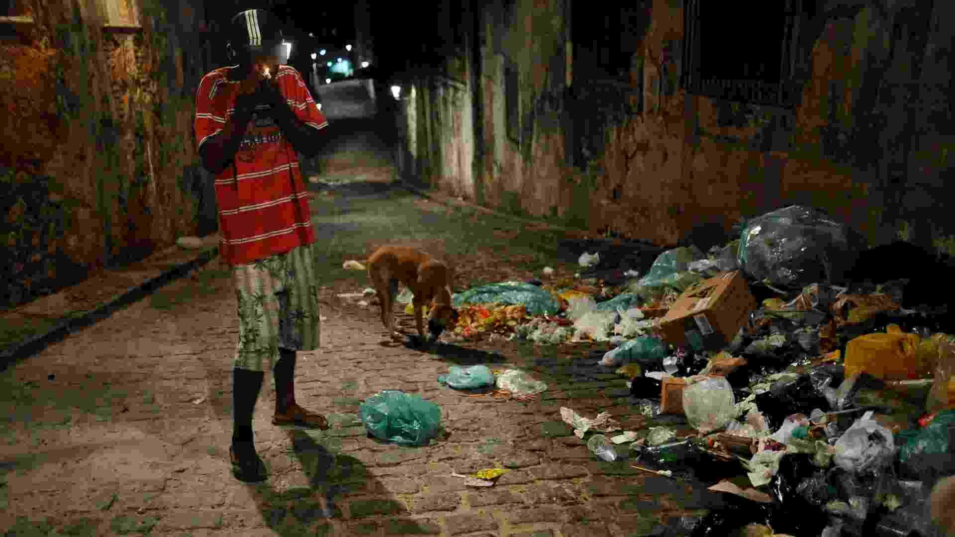 Fotógrafos passam 24h em sete cracolândias do Brasil - Reuters