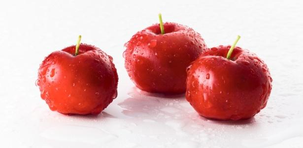 De sabor agradável e reconhecido valor nutricional, a acerola é fácil de cultivar - Getty Images