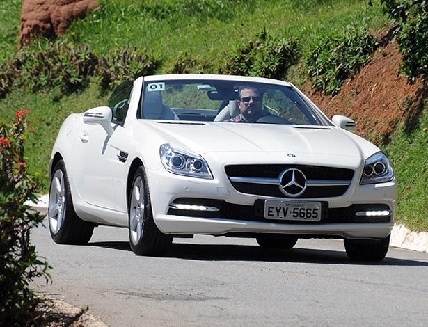 Mercedes-Benz SLK 250: versão passa a ser a única vendida no Brasil, por R$ 249.900 - Murilo Góes/UOL