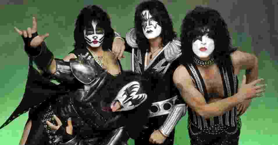 Banda Kiss - Divulgação