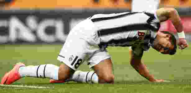 Quagliarella lamenta chance perdida quando atuava na Juventus - Massimo Barbanera/Reuters - Massimo Barbanera/Reuters