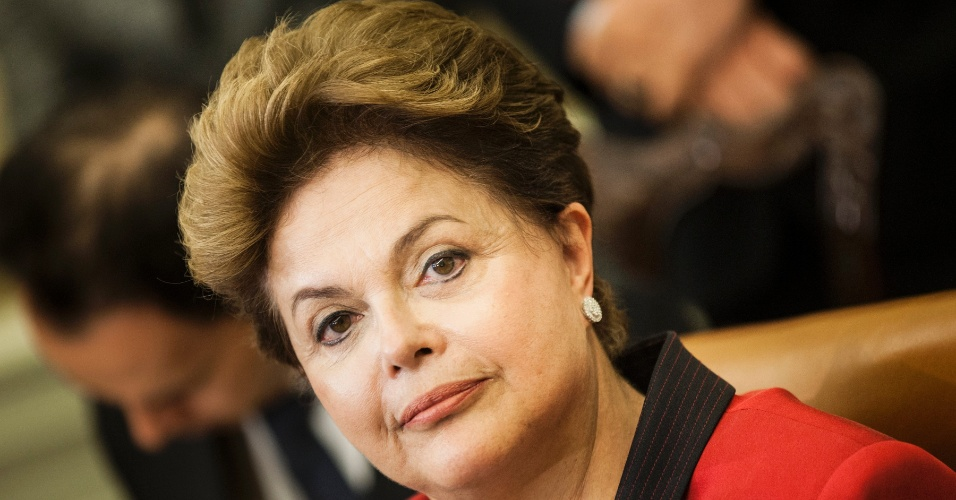 A presidente Dilma Rousseff se encontrou nesta segunda-feira (9) com o presidente Barack Obama, no Salão Oval da Casa Branca, em Washington