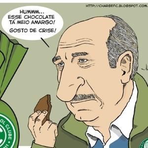Corneta FC: Chocolate amargo para o Palmeiras