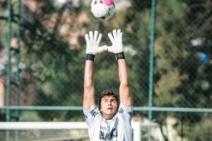 Goleiro Renan Ribeiro, do Atlético-MG, foi chamado para integrar seleção em Londres
