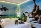 Hotéis de Madri e Viena surpreendem com arte e sensações exóticas - Divulgação