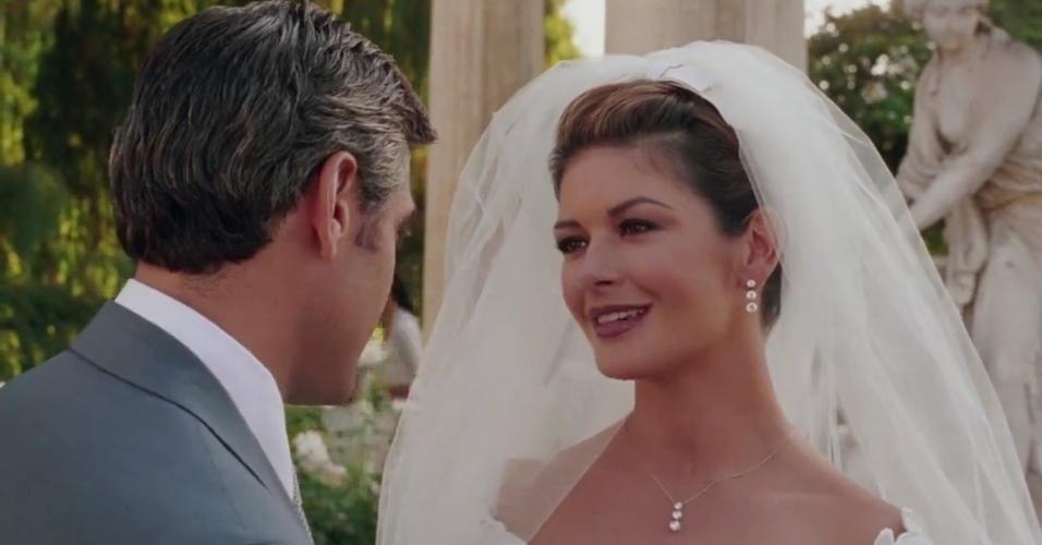 Noivas de cinema - Catherine Zeta-Jones em
