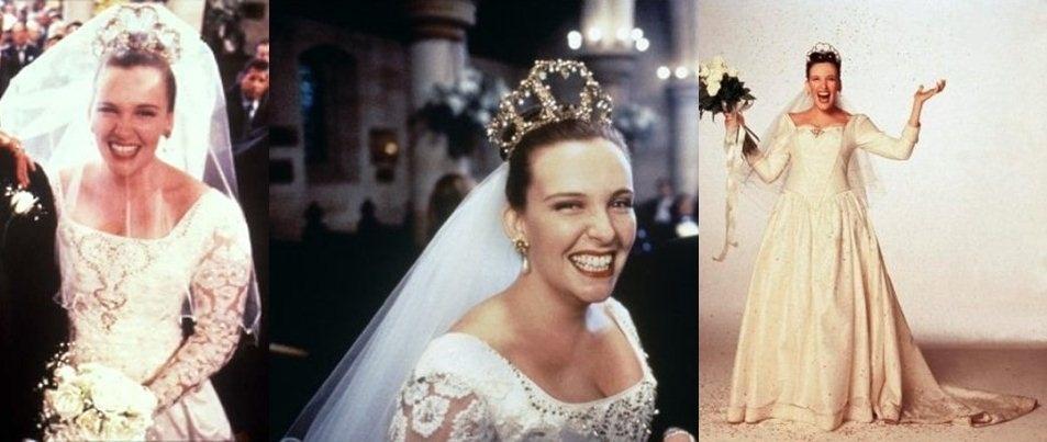Noivas de cinema - Toni Collette em