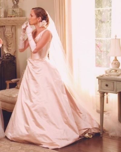 Noivas de cinema - Jennifer Lopez em