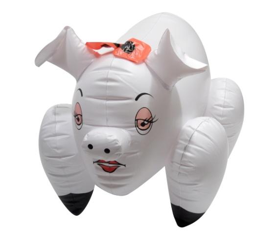 Porquinha inflável Erotic da Hiper Sexshop
