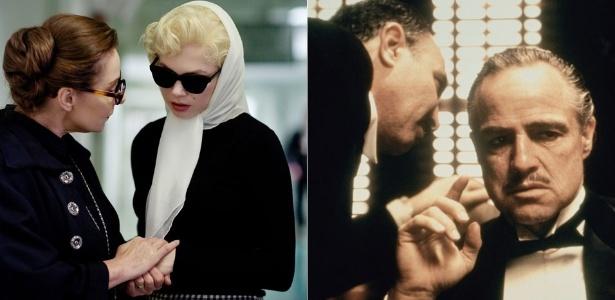 """""""Sete Dias Com Marilyn"""" e """"O Poderoso Chefão"""" são destaques do Vivo Open Air de 2012"""