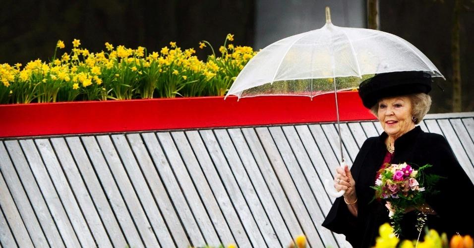 Floriade 2012 - exposição de flores e plantas na Holanda