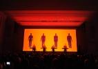 Grupo alemão Kraftwerk substitui Björk com show 3D no festival Sónar SP - Jason Szenes/Reuters