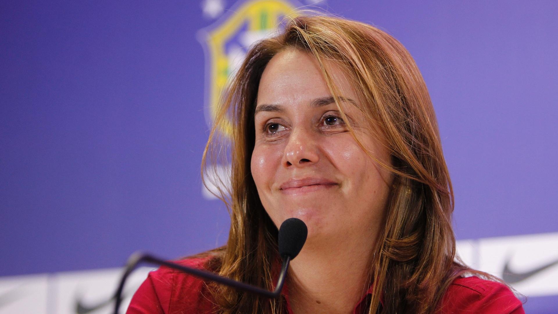 Presidente do Flamengo, Patrícia Amorim, é convidada a ser chefe da delegação da seleção feminina em Londres