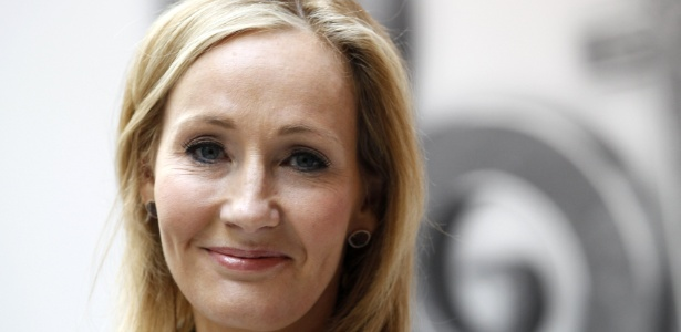 "A escritora britânica e criadora da série ""Harry Potter"", J. K. Rowling - Suzanne Plunkett/Reuters"