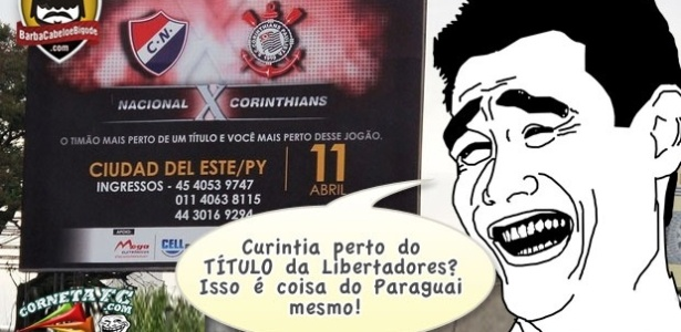 Corneta FC: Corinthians perto do título da Libertadores?