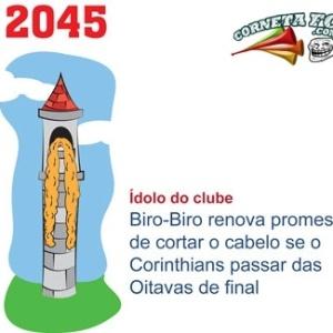 Corneta FC: Promessa