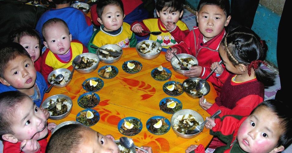 Fotos mostram o cotidiano dos norte-coreanos no misterioso país comunista