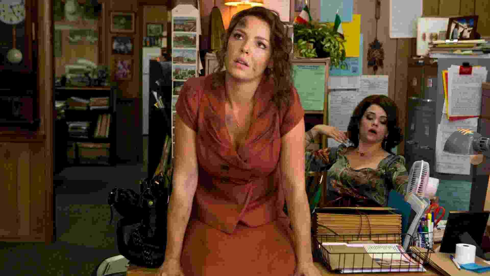 """Katherine Heigl em cena de """"Como Agarrar meu Ex-Namorado"""" - Divulgação"""
