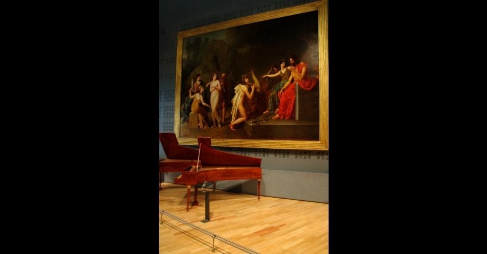 """Localizado em Paris, o Museu da Música (""""Musée de la Musique"""", em francês) percorre a história da música ocidental desde o século 17 até as últimas décadas do século passado"""