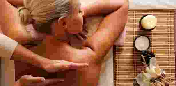Massagens de estilos variados e tratamentos estéticos como limpeza de pele fazem parte das terapias oferecidas pelas casas que participam da 6ª edição da Spa Week de 14 a 28 de abril - Thinkstock
