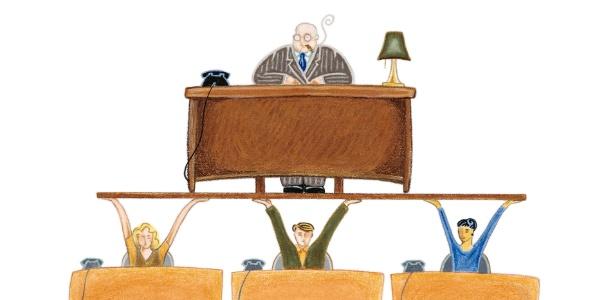 Liderança não depende apenas de talento; é uma característica que pode ser desenvolvida - Thinkstock