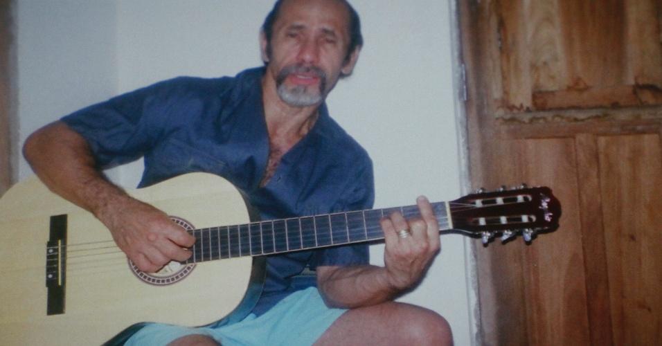 Jorge Negromonte, 50, acusado, junto com Isabel Cristina, 51, e Jéssica Camila, 22,  de matar, esquartejar e praticar canibalismo com duas mulheres em Guaranhuns (PE)