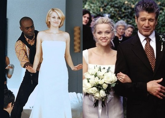 Noivas de cinema - Reese Witherspoon em