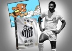 Universo pop do Santos vai de HQs a homenagens de Charlie Brown Jr. e Mano Brown