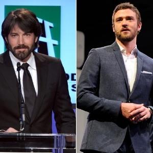 Ben Affleck e Justin Timberlake podem trabalhar juntos em filme