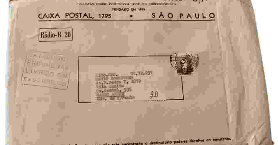 Curso de rádio por correspondência da década de 1950 - Instituto Monitor