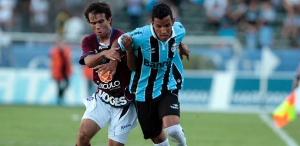 Felipe Nunes voltará ao Grêmio após dispensa do Figueirense para nova chance