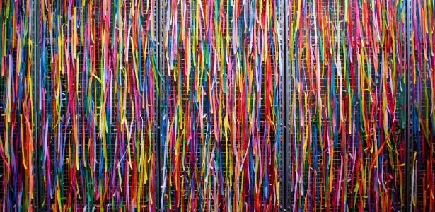 Imagem da exposição de Jorge Amado no Museu da Língua Portuguesa  - Alessandro Shinoda/Folhapress