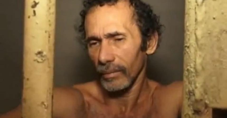 Jorge Negromonte, 50, é acusado de chefiar o trio que matou, esquartejou e praticou canibalismo com ao menos duas mulheres em Garanhuns (PE)